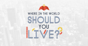 Where Should I Live In The World Choose Best Place For Your