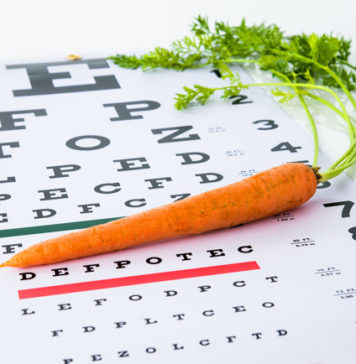 Carrots Improve Eyesight